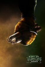 Teenage Mutant Ninja Turtles TMNT (2014) Movie Poster (24x36) - Michelangelo