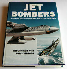 Aircraft - B. Gunston with P. Gilchrist - JET BOMBERS - ed. 1993