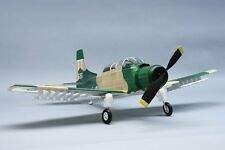 A-1E Skyraider #329 Dumas Balsa Wood Model Airplane Kit Rubber Powered