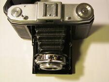 Zeiss Ikon Nettar Stuttgart Made In Germany 1:4,5 F=75 mm Novar-Anastigmat vario
