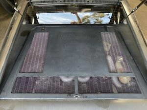 Delorean Engine Cover | Screens Hinges Stay Assembly | 1981 DMC-12