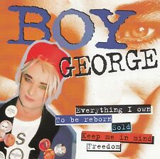 BOY GEORGE : EVERYTHING I OWN / CD - TOP-ZUSTAND