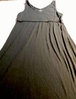 Noir Taille S #868905 E925//1010 Neuf avec étiquettes Athleta Recharge Robe