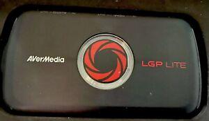 AVermedia LPG Lite GL310 Capture Card HD 1080HP Boxed
