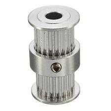 20T 5mm Bore 9mm Width GT2 Aluminum Timing Drive Pulley for DIY 3D Printer