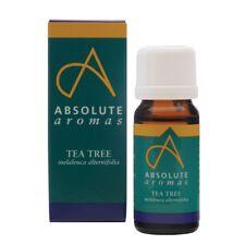 ABSOLUTE Aromas Tea Tree - 100% Olio Essenziale Puro 10ml