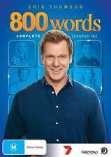 800 Words : Season 1-2 (DVD, 6-Disc Set) BRAND NEW & SEALED