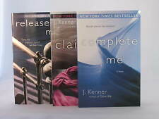 Stark Series: (Books 1-3) by J. Kenner (Release Me, Claim Me, Complete Me)