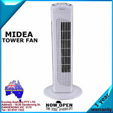 NEW Midea FZ10-8HC Electric Tower Fan BRAND NEW