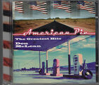 CD - Don McLean - American Pie - The Greatest Hits (70)