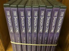 THE TWILIGHT ZONE DVD COLLECTION #1-9 (1960 1st Episode) - 9 DISCS (36 EPISODES)