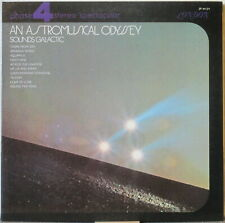 SOUNDS GALACTIC (aka John Keating) An Astromusical Odyssey LP Space-Age