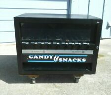 Snack Candy Coin Operated Candy Machine Compact Tabletop Local Ca Pickup Only