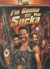 I'm Gonna Git You Sucka 0027616857873 With Isaac Hayes DVD Region 1