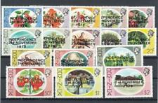 (6039) DOMINICA MNH OVPT SELECTION