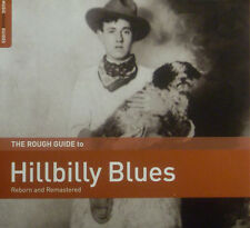 CD HILLBILLY BLUES - the rough guide to, reborn and remastered