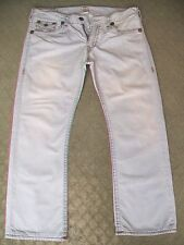 MENS TRUE RELIGION 'RICKY SUPER T' JEANS SIZE 40