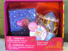 """AG Our Generation Nightie Night Carousel Set 18"""" Girl Doll Accessories NEW!"""