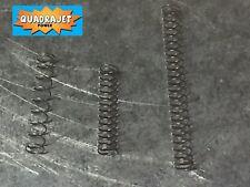 Quadrajet power piston return spring assortment
