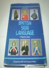 British Sign Language: A Beginner's Guide,Dorothy Miles