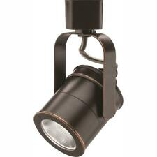 Lithonia Lighting Spotlight Oil Rubbed Bronze Integrated LED Track Lighting Head