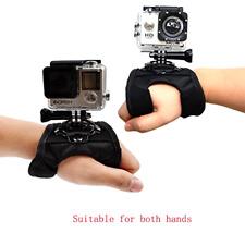 Gopro Hero 7 6 5 360 Degree Rotation Glove Style Band Wrist Strap Mount Strip