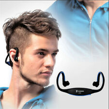 Neu Sport Wireless  Headset Headphones Musik MP3 Player TF Card FM Radio