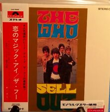 THE WHO SELL OUT JAPAN MINI LP CD NEW