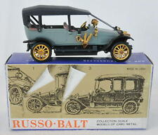 1912 RUSSIAN IMPERIAL RUSSO BALT METAL SCALE TRUCK MODEL C24/40 JEEP CAR TORPEDO
