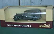 Solido..Vintage..New in Box..U S Army Cadillac HQ Staff Car... No.6003...Rare