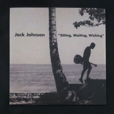"Jack Johnson - ""Sitting, Waiting, Wishing"" - Australia - CD Single - 3 Tracks"