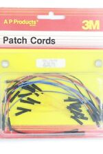 Patch / Test Leads Pins to Pins - 3M Prototyping / Test - UK Stock