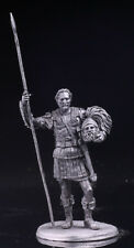 Cavalry Officer | Tin Toy Soldier 54mm | Metal Figure | sol-54-015