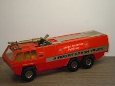 Airport Crash Truck - Corgi MajorToys 1103 England *40471