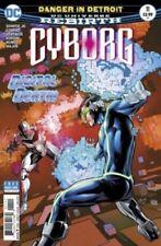Cyborg #11 (NM)`17 Semper/ Conrad  (Cover A)