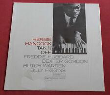 HERBIE HANCOCK   LP US  BLUE NOTE BST 84109    TAKIN' OFF
