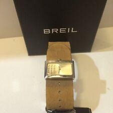 OROLOGIO BRACCIALE BREIL B-BREIL LADY SWAROVSKI  REF. BW0126 -NUOVO