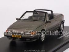 Volvo 480 Turbo Cabrio 1990 Gun Grey Metallic 1:43 T9C 43065