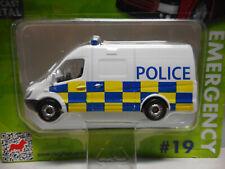 MERCEDES-BENZ SPRINTER VAN POLICE #19 CORGI TOYS TY669