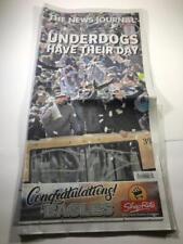 Philadelphia Eagles Super Bowl Parade News Paper