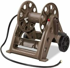 Liberty Garden Products 514 Two Wheel Hose Cart Bronze - New Open Box/Inspected