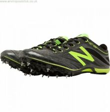 New Balance Racing Sprint Track Spikes Msd400 v3 Black Toxic Men Size 11