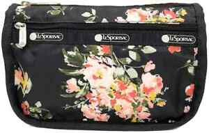 Le Sportsac Ladies Travel Cosmetic Garden Rose Pouch 7315-F632