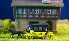 (GP02) Stagecoach Passenger Figurines Scale Z Gauge (1:220)