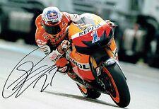 Casey STONER Autograph SIGNED Ducati Photo 12x8 HONDA Australian Rider AFTAL COA