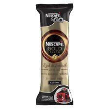 Nescafé & Go Gold Black Coffee Sleeve of 8 Cups x 2.4g 80844