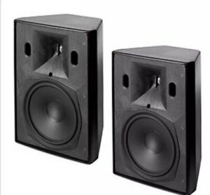 JBL Control 28 Professional Loudspeaker. With hanging brackets.