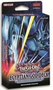 Yu-Gi-Oh! ÄGYPTISCHER  GÖTTER DECK  OBELISK OVP/DE