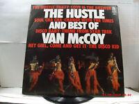 """VAN McCOY-(LP)-THE HUSTLE AND BEST OF VAN McCOY  """"THEME FROM STAR TREK""""  -  1976"""
