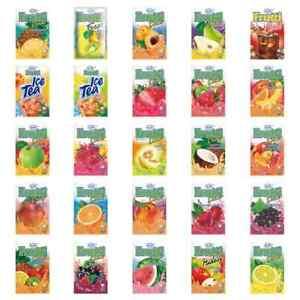 Kendy Frutti Drink Instant Getränkepulver Kennenlernpaket